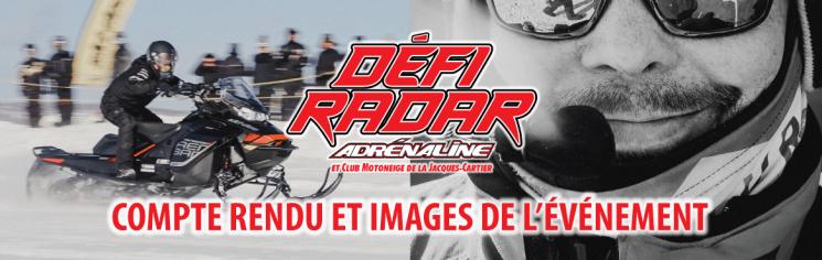 Défi Radar Adrénaline 2019 4e édition!