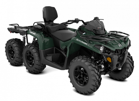 Can-Am OUTLANDER MAX 6X6 DPS 450 2021