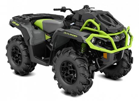 Can-Am OUTLANDER X MR 650 2021