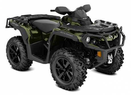 Can-Am OUTLANDER XT 2021
