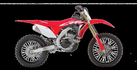 Honda CRF250RX Rouge extrême 2021