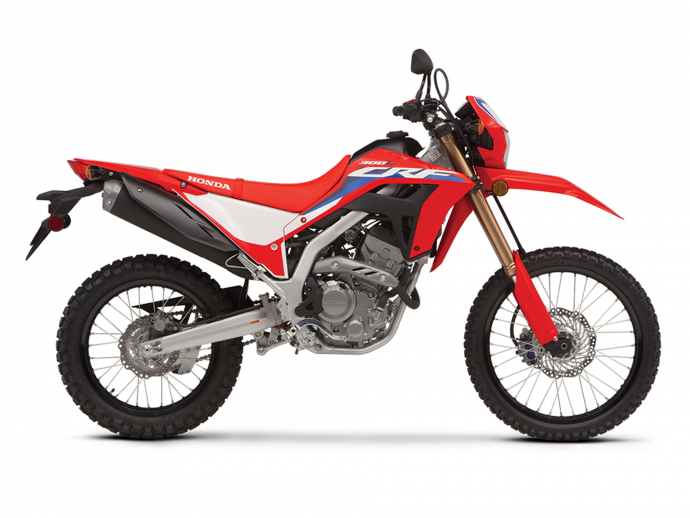 CRF300L 2021