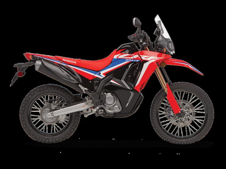 Honda CRF300L RALLY 2021
