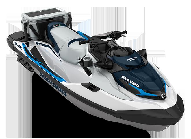 Can-Am FISHPRO SPORT 170 blanc/bleu-océan 2022