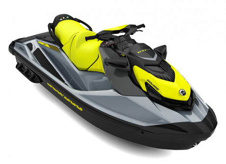 Sea-Doo GTI SE 170 jaune-néon 2022