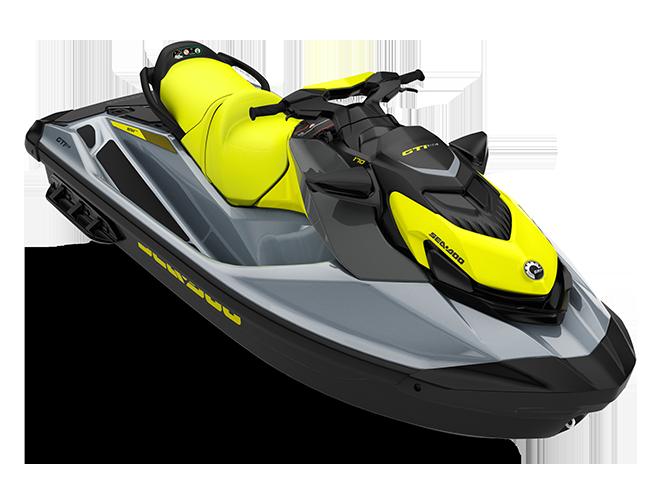 Can-Am GTI SE 170 jaune-néon 2022