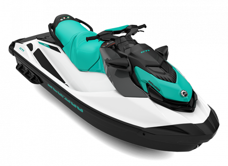 Sea-Doo GTI 130 blanc/bleu-corail 2022