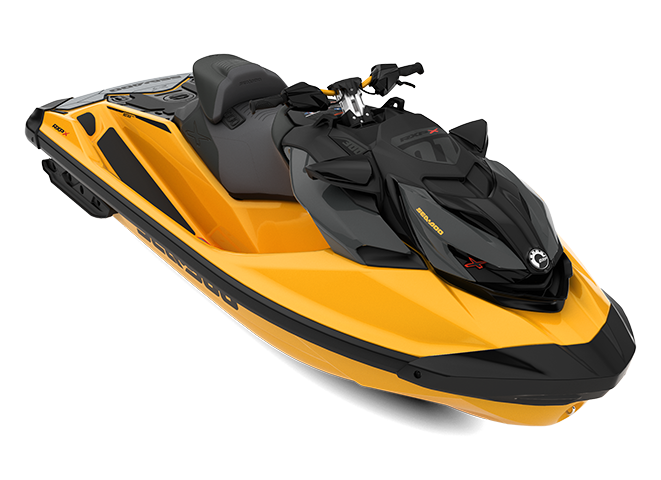 Can-Am RXP-X 300 jaune-millénium 2022