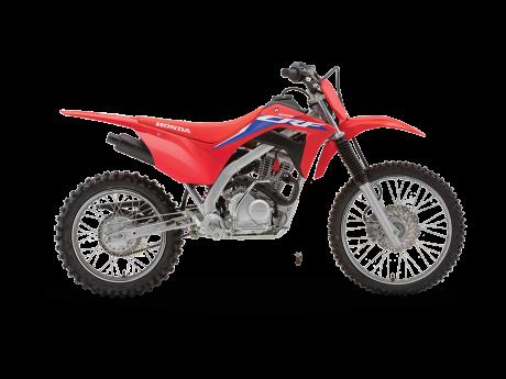 Honda CRF125FB Rouge extrême 2022