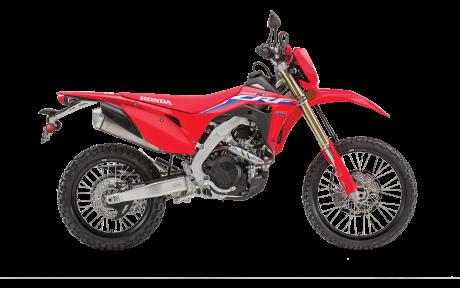 Honda CRF450RL Rouge extrême 2022
